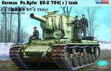 HobbyBoss German Pz.Kpfw. KV-1 754r (84819)