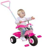 Smart Trike Plus Girls rosa