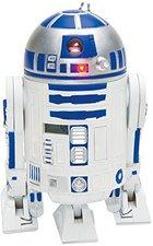 Wesco Star Wars R2-D2 Projektion Alarm Clock