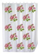 Wenko Duschvorhang Cornwall Rose