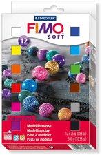 Fimo Soft Halbblöcke 25 g 10 Farben