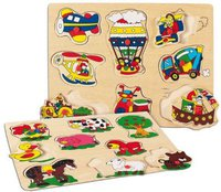 Happy People Holzpuzzle 60301
