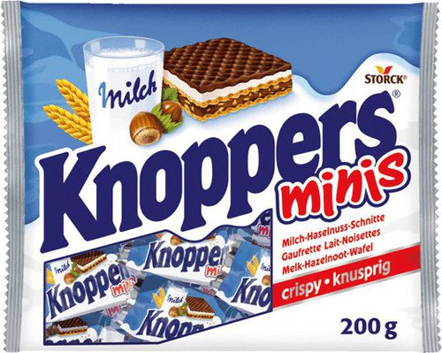 Storck Knoppers Minis (200 g)