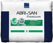 ABENA Abri San Forte Air Plus Nr. 9 (4 x 25 Stk.)