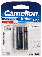 Camelion 2x AA / FR6 Lithium