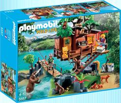 Playmobil Abenteuer-Baumhaus